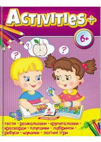 """Книга """"Activities 6+"""" фото"""