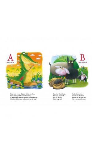 My ABC book (англійська абетка)