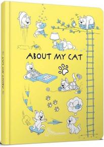 About my cat (жовтий). Альбом друзів фото