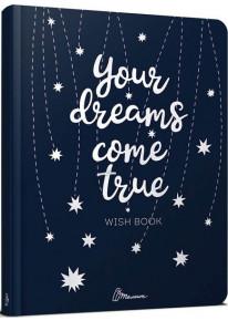 Your dreams come true. Wish book. Альбом друзів фото
