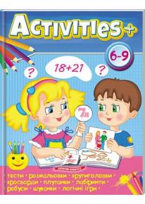 """Книга """"Activities 6-9"""" фото"""
