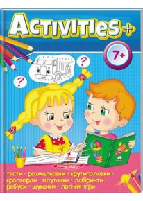 """Книга """"Activities 7+"""" фото"""
