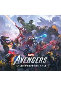 Marvel's Avengers: Мистецтво Гри (Комікси) фото