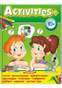 """Книга """"Activities 10+"""" фото"""